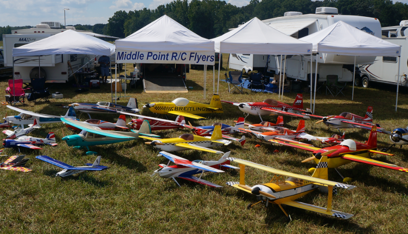 Middle Point R/C Flyers